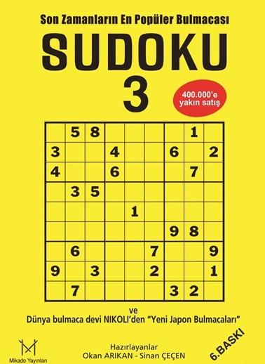 Sudoku - 3-Mikado
